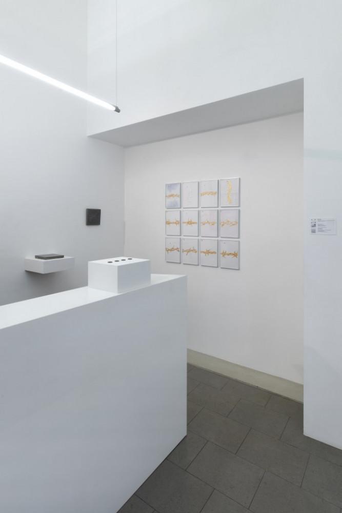 Installation view, Buchmann Lugano / Via della Posta, 2018