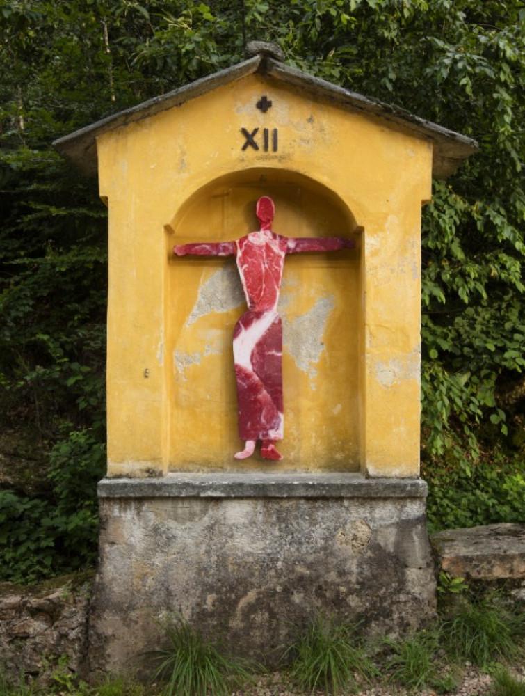 'Fiorenza Bassetti, muore sulla croce', 2018