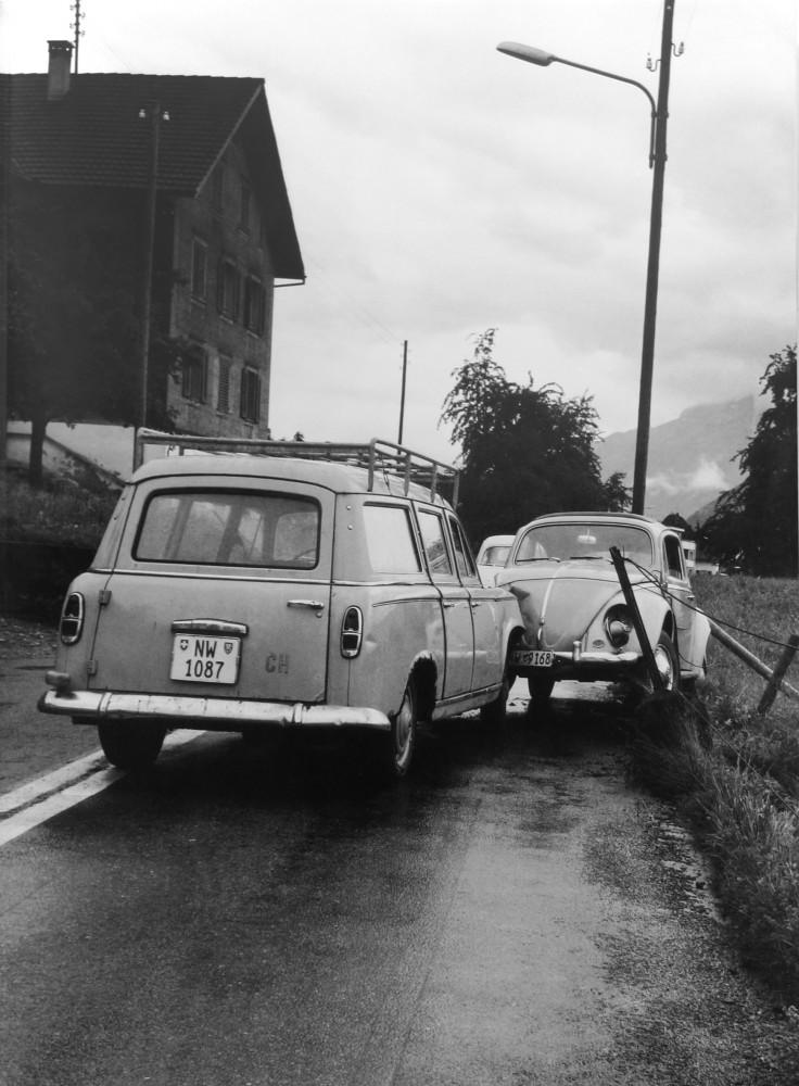 Arnold Odermatt, 'Buochs', 1968