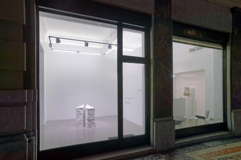 Thomas Virnich, 'Mailänder Dom', Installation view, Buchmann Lugano / Via della Posta, 2016