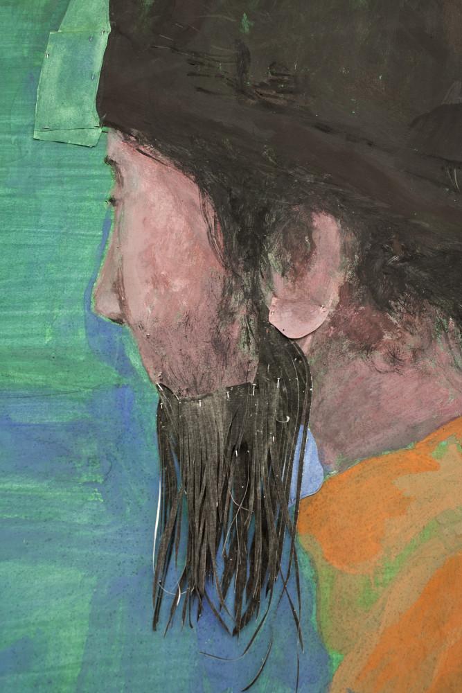 Jean Charles Blais, 'Détouretour (detail)', 2015
