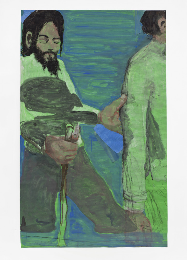 Jean Charles Blais, 'Quatrevingtsdix', 2015
