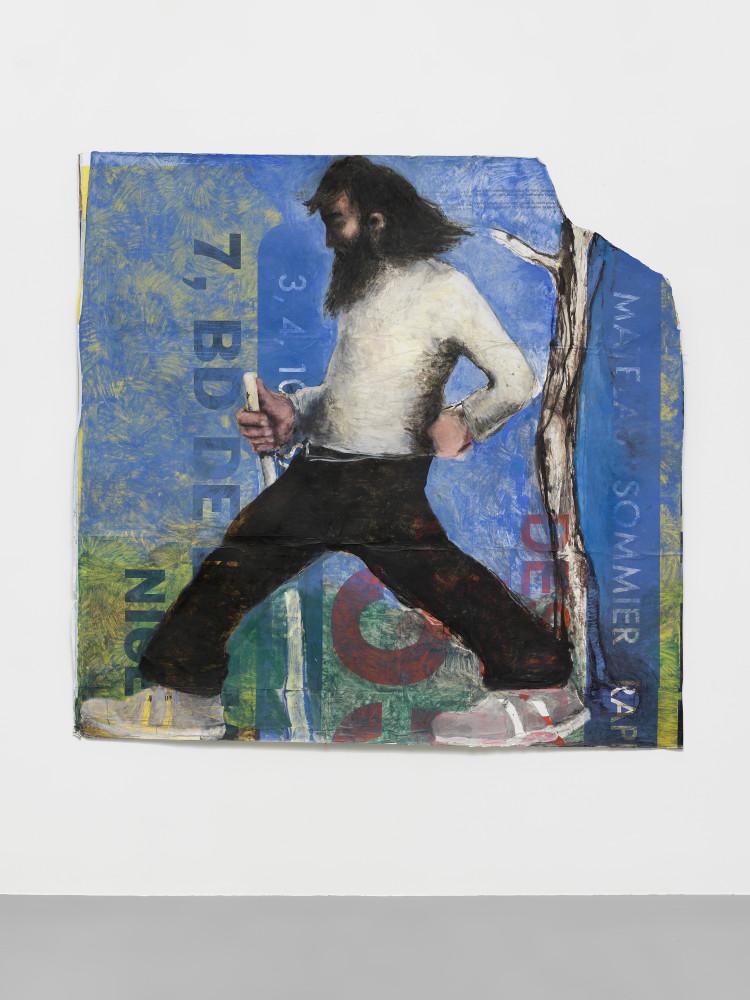 Jean Charles Blais, 'Sansretour', 2016