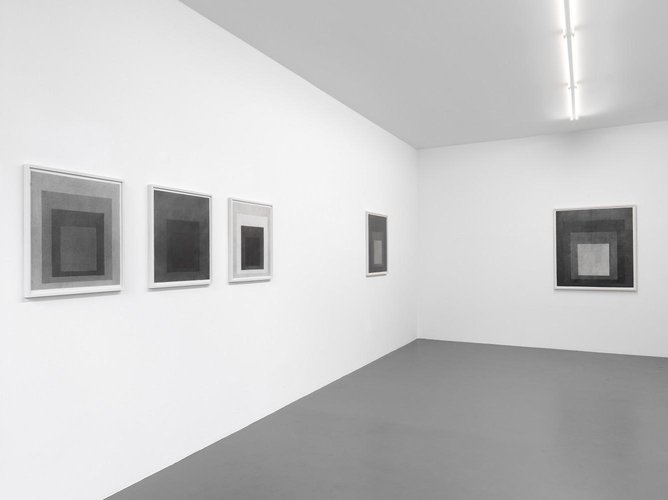 Klaus Mosettig, Installation view, Buchmann Box, 2013