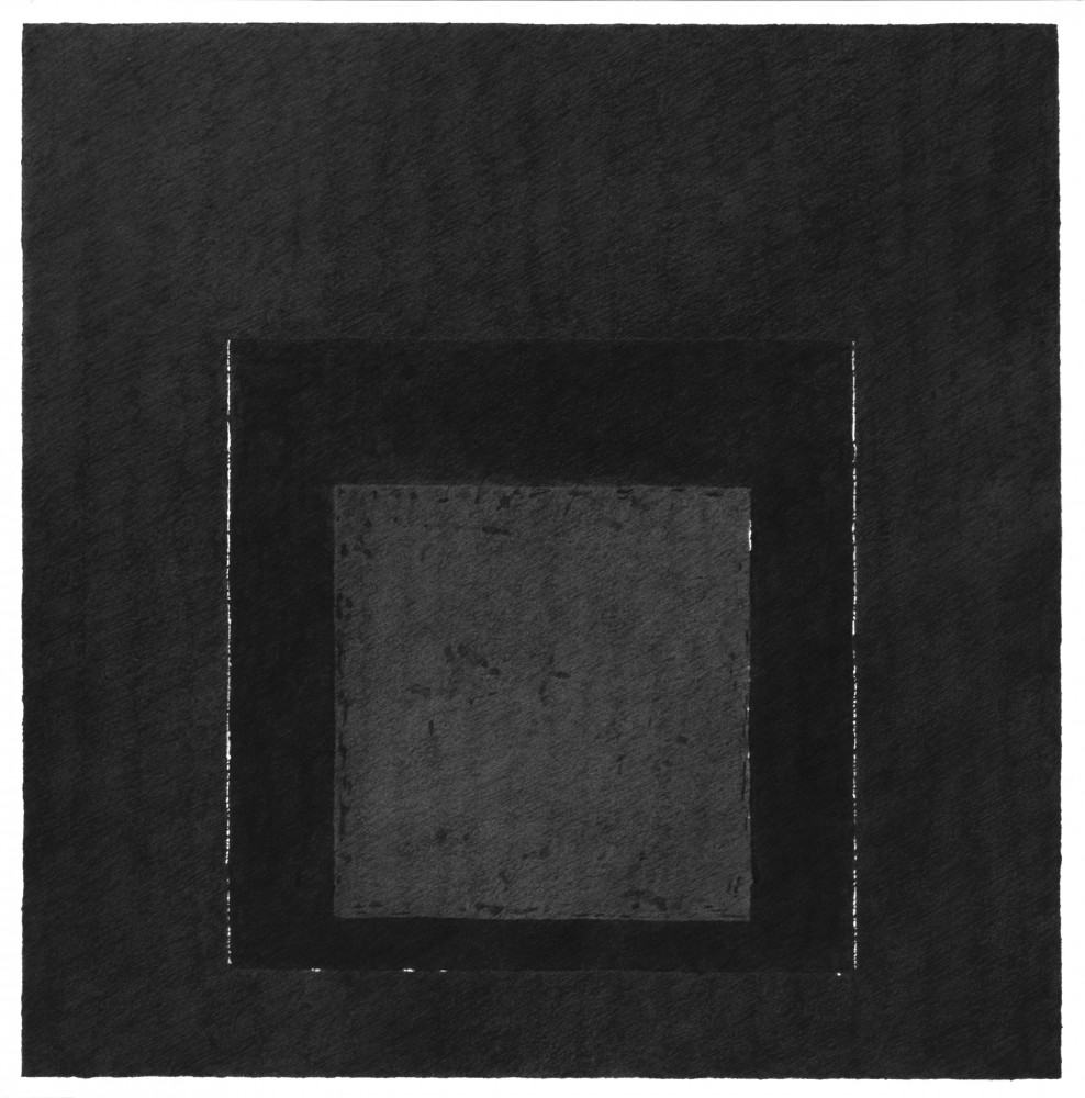 Klaus Mosettig, 'Homage To The Square 1950', 2012