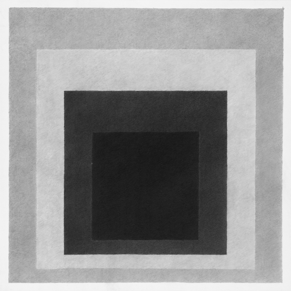 Klaus Mosettig, 'Study for Homage to the Square 1957', 2013