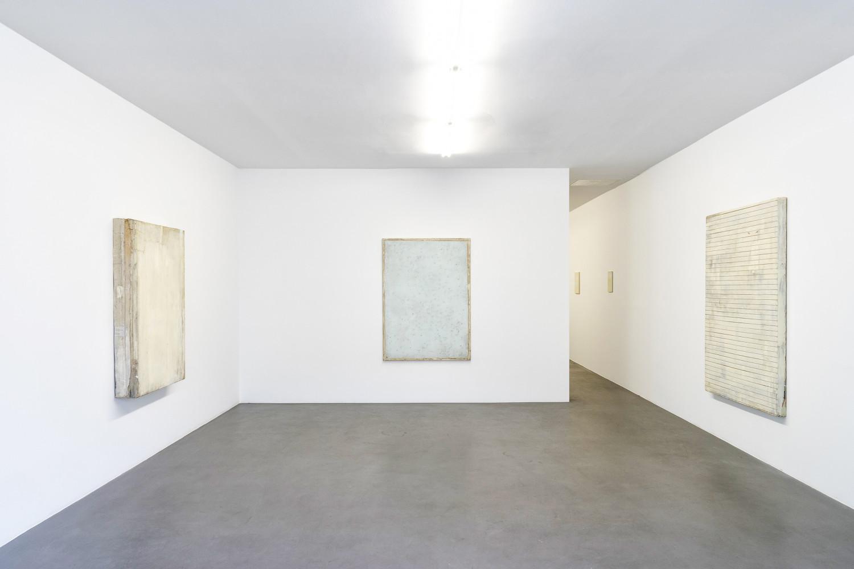 Lawrence Carroll, Installation view, Buchmann Box, 2017