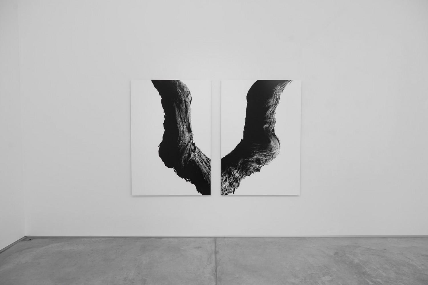 Marco D'Anna, 'OLTRE/N.10 (diptych)', 2016