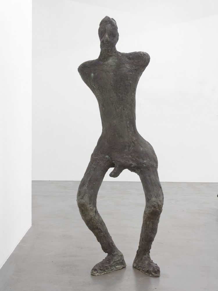 """Martin Disler, 'untitled (from the series """"Shedding of Skin and Dance"""")', 1990–1991"""