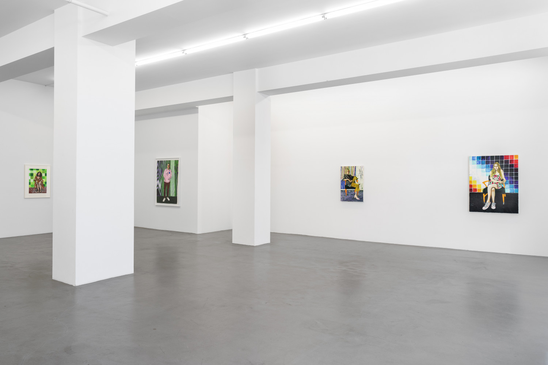 Raffi Kalenderian, 'Always in Rare Form', Installation view, Buchmann Galerie, 2018