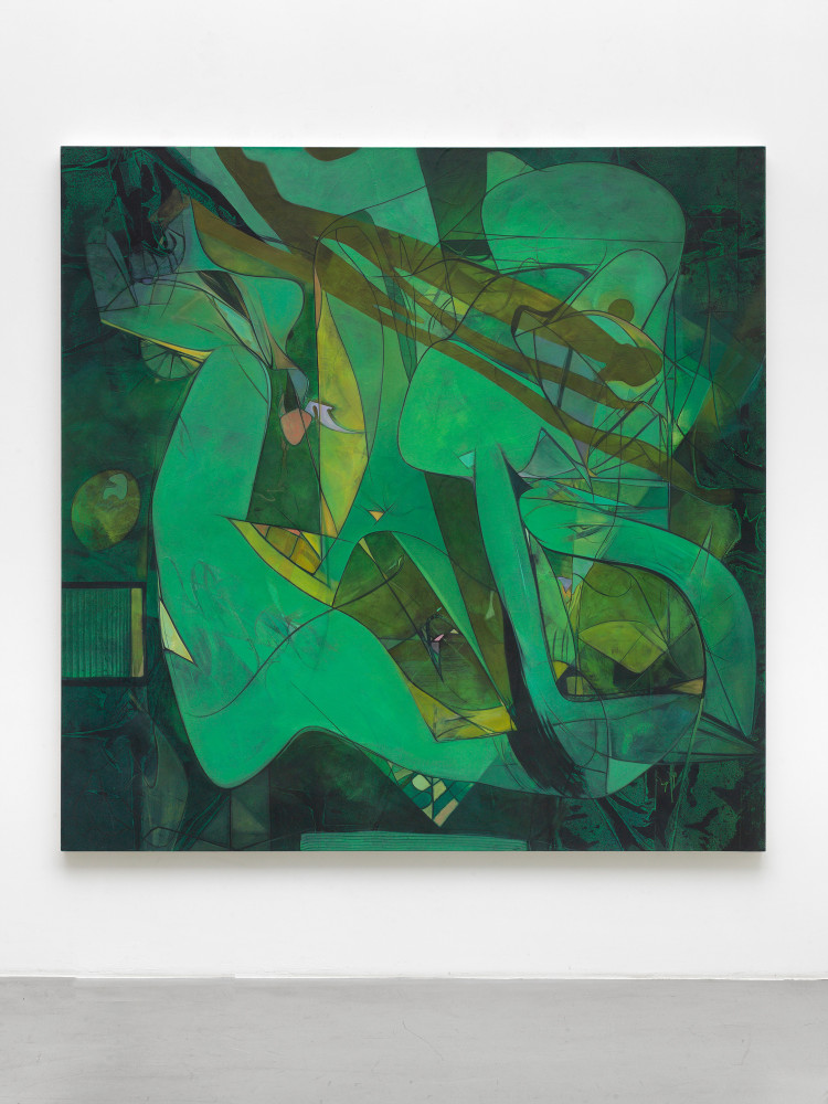 Sean Dawson, 'Pale Green Ghosts (after JG & dK)', 2016
