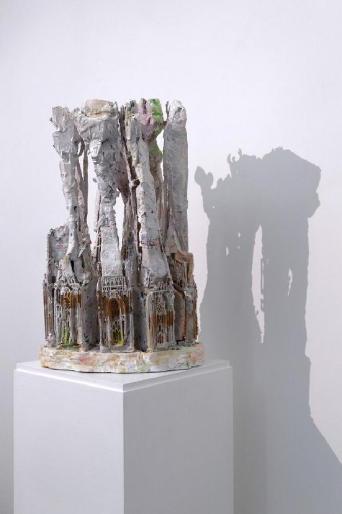Thomas Virnich, 'Acht Spitzen (Mailänder Dom)', 2016