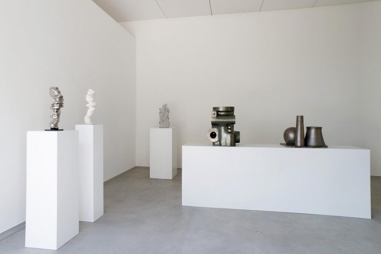 Tony Cragg, Installation view, Buchmann Lugano, 2017