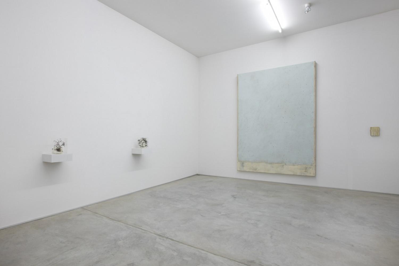 Véronique Arnold, Lawrence Carroll, Installation view, Buchmann Lugano, 2017