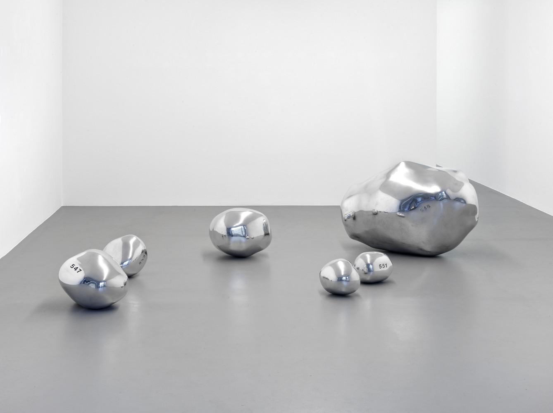 Wilhelm Mundt, 'Aluminium', Installation view, 2012