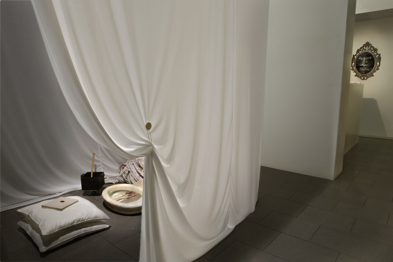 Ciriaca+Erre, 'IN/SIGNIFICANT - I'm in silence', Installation view, Buchmann Lugano