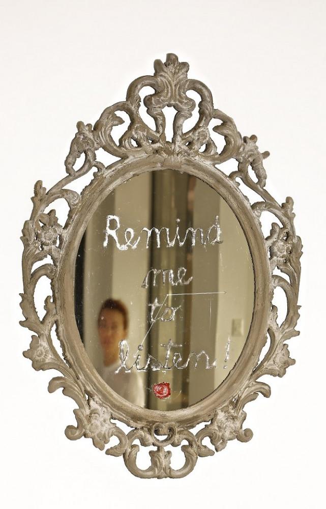 Ciriaca+Erre, 'Remind me to listen', 2014