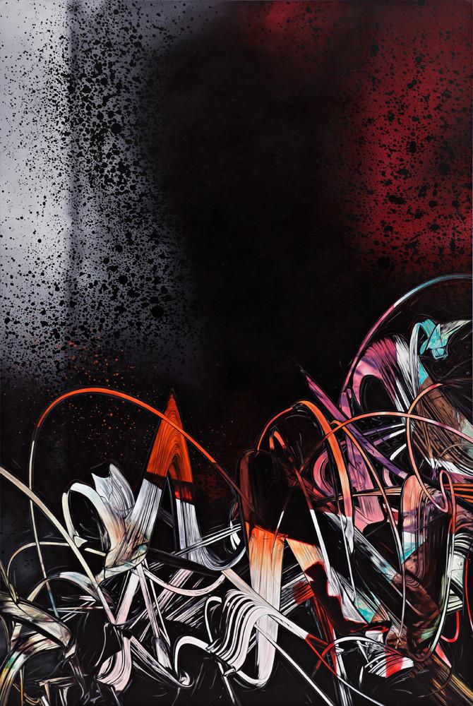 Sean Dawson, 'Tenebrae', 2010