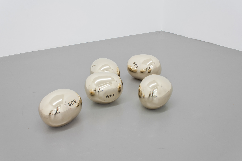 Wilhelm Mundt, Installation view, Buchmann Galerie, 2015