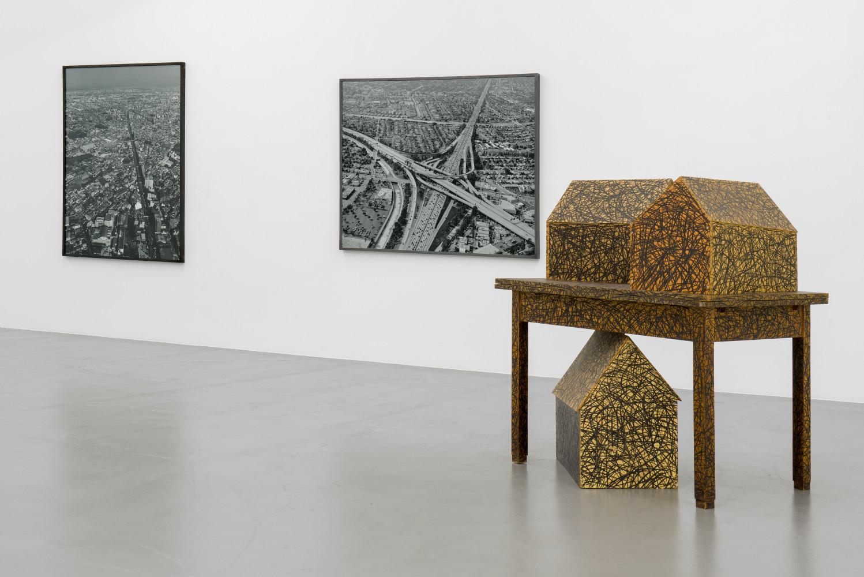 Installation view, Buchmann Galerie, 2019