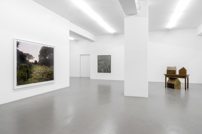 'On Landscape – Balthasar Burkhard –Tony Cragg –Alberto Garutti – Joel Sternfeld', Installation view, Buchmann Galerie, 2019
