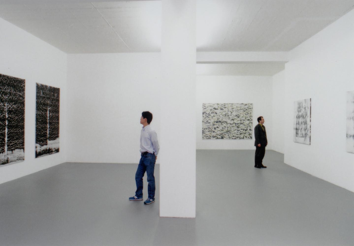 'René Jolink – Delayed Images', Installation view