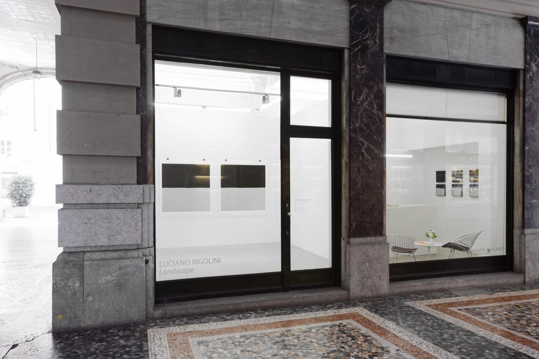 Installation view, Buchmann Lugano / Via della Posta, 2015