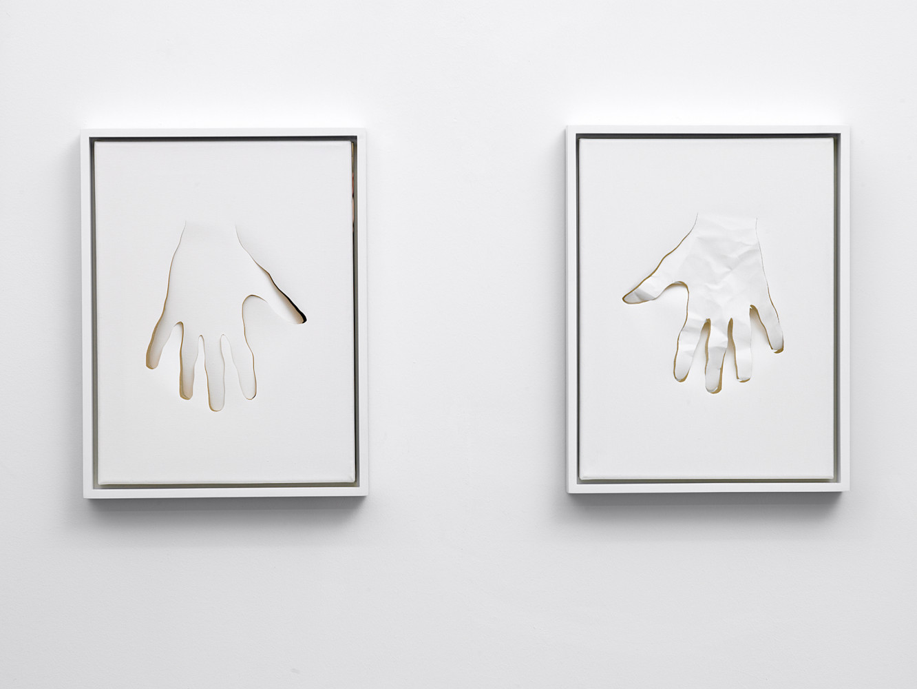 'ROCK PAPER SCISSORS – curated by Jon Wood, Henry Moore Institute, Leeds', Installation view