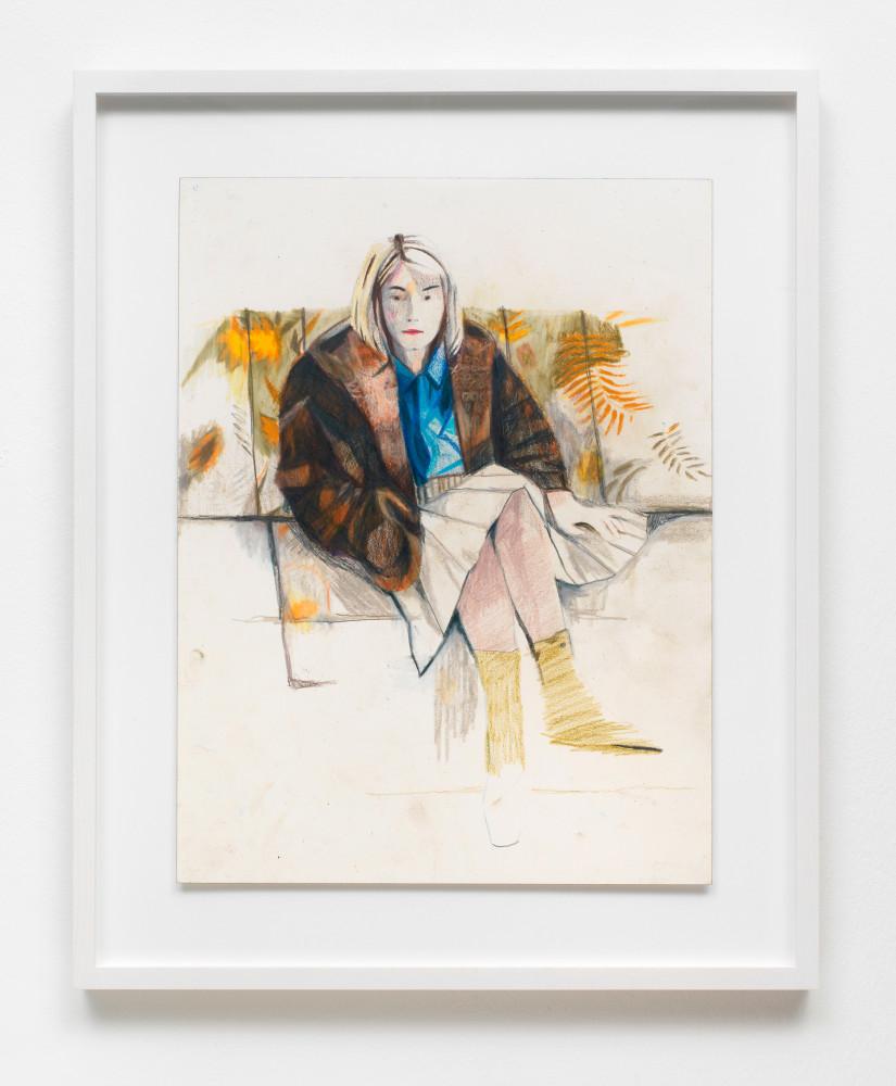 Raffi Kalenderian, 'Dasha (Brown Jacket)', 2014