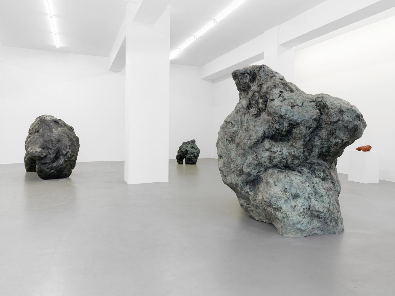 William Tucker, 'Skulptur', Installation view, Buchmann Galerie, 2015