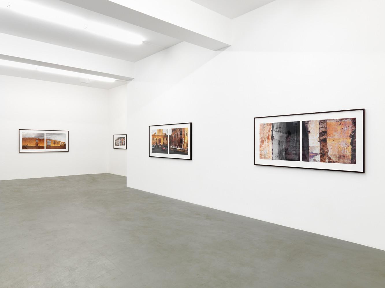Joel Sternfeld, 'Campagna Romana', Installation view, Buchmann Galerie, 2012