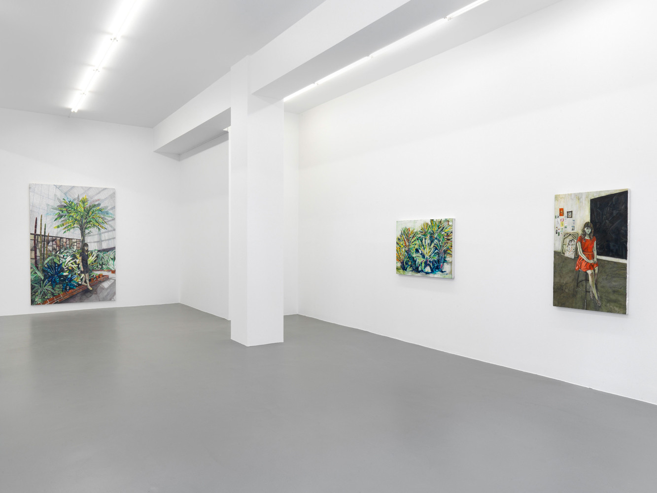 Raffi Kalenderian, 'Paint Work', Installation view, Buchmann Galerie, 2013