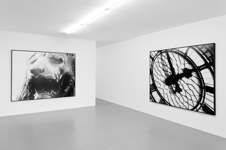 Bettina Pousttchi, 'Tomorrow Was Yesterday', Installation view, Buchmann Box, 2008