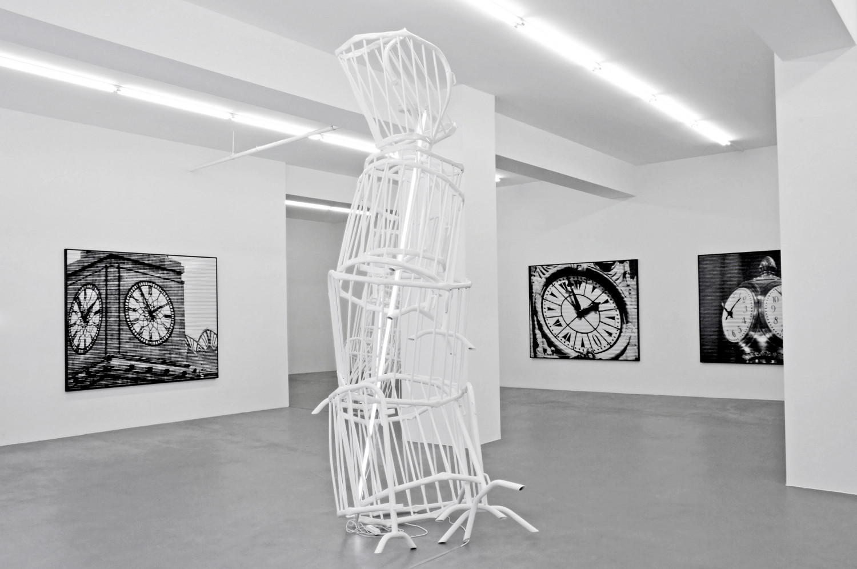 'Bettina Pousttchi – World Time'