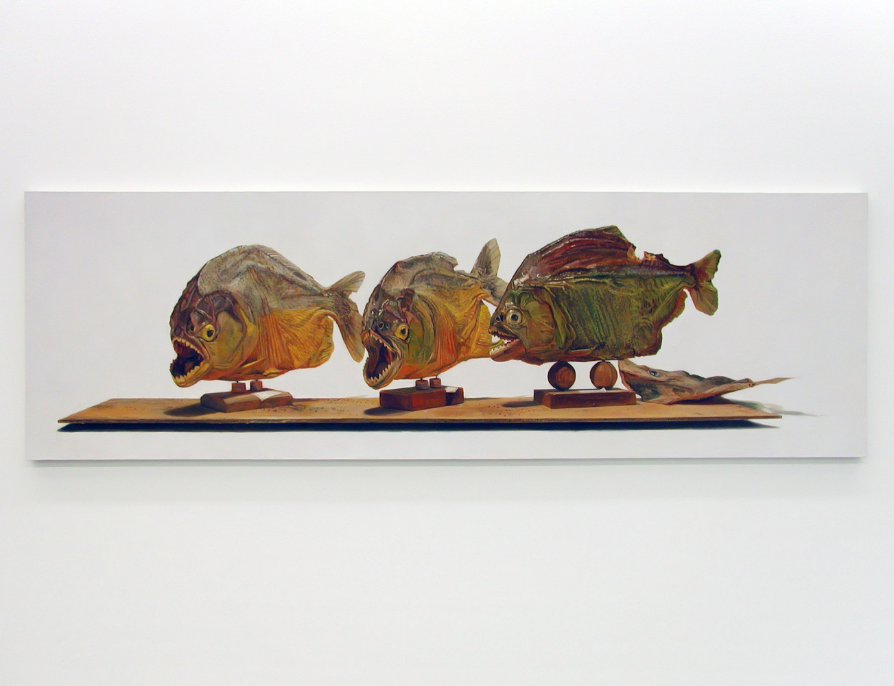 'Jim Butler, Bad Fish', 2001