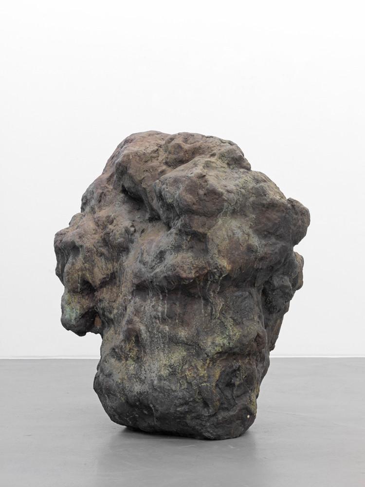 William Tucker, 'Bibi (Homage to Rodin)', 1999