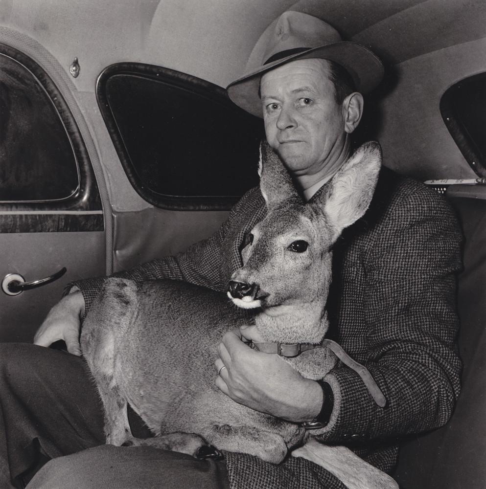 Arnold Odermatt, 'Buochs', 1954