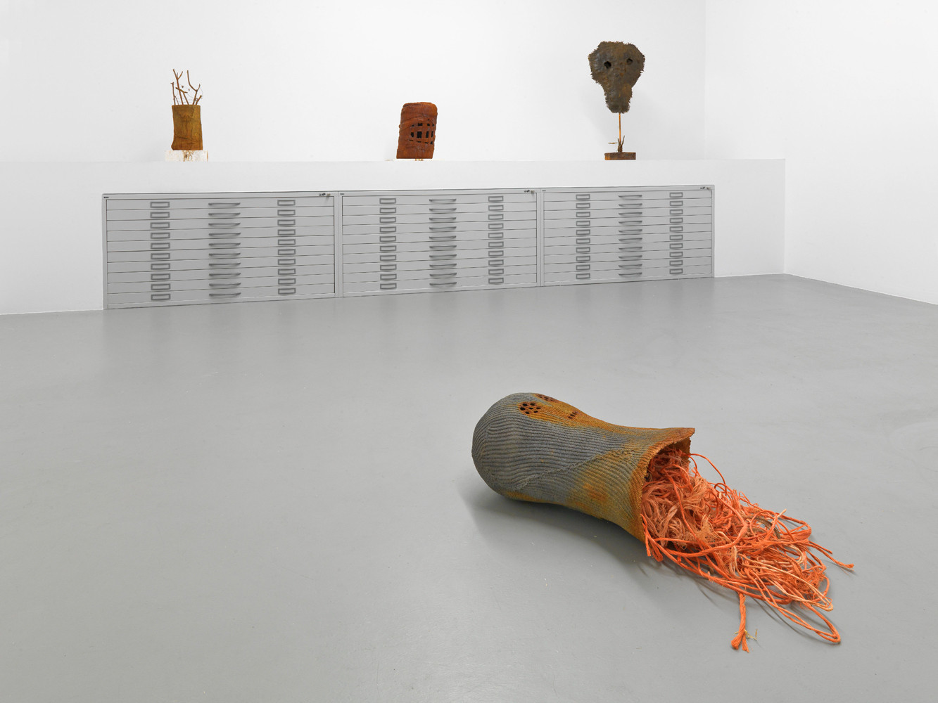 Des Hughes, 'Rust never sleeps', Installation view, Buchmann Box, 2013