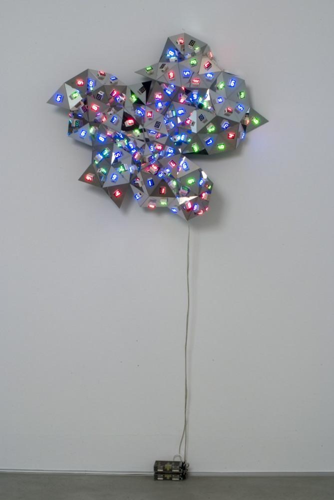 Tatsuo Miyajima, 'Diamond in You'
