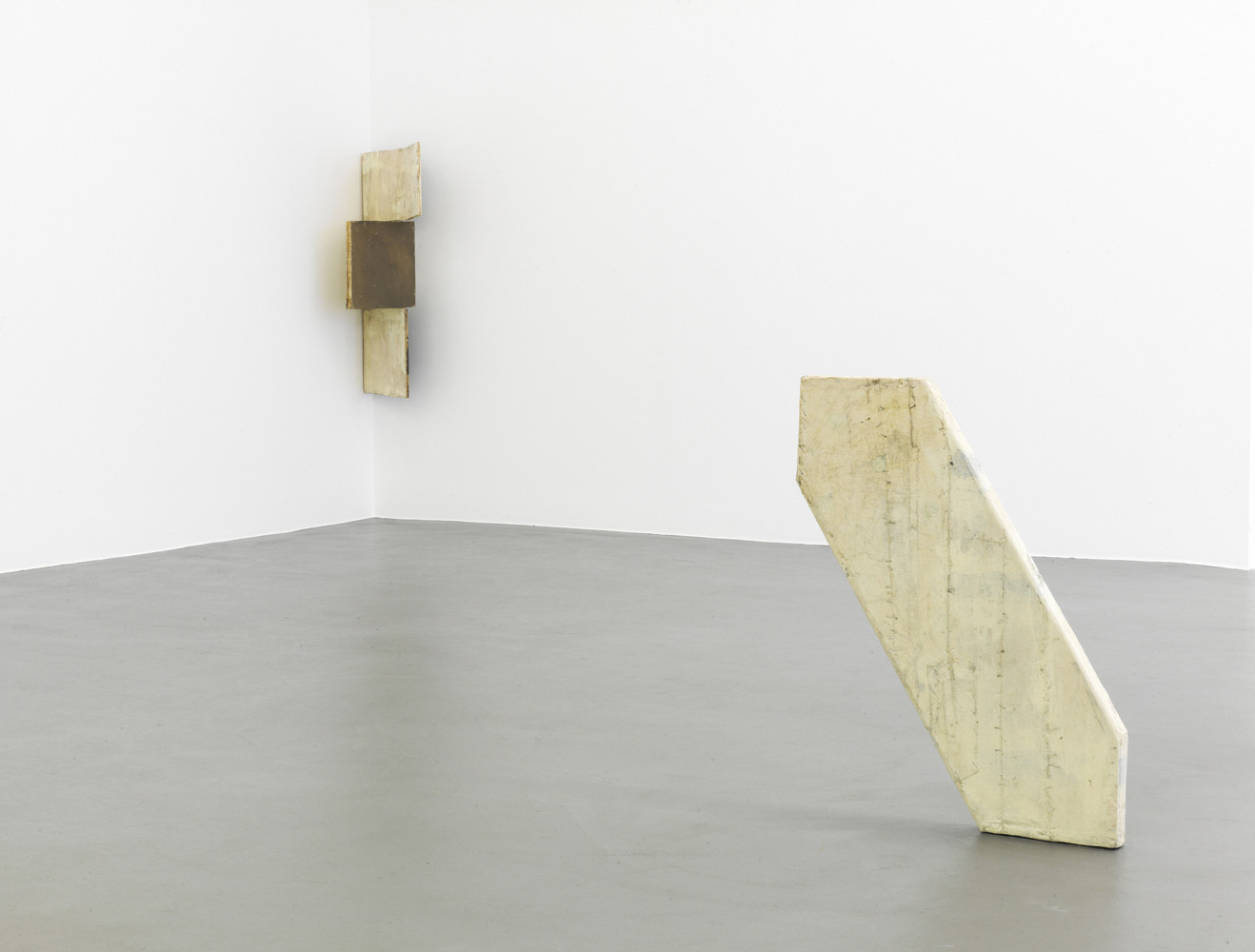 Lawrence Carroll, 'Back to the Cave', Installation view, Buchmann Galerie, 2013