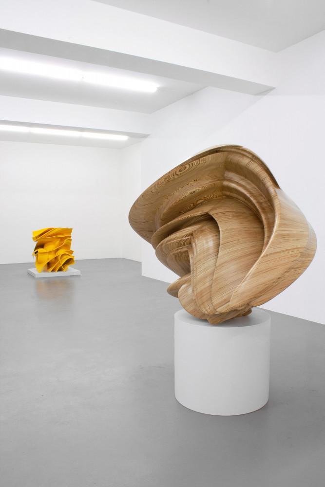 Tony Cragg, 'Skulptur', Installation view, Buchmann Galerie, 2015