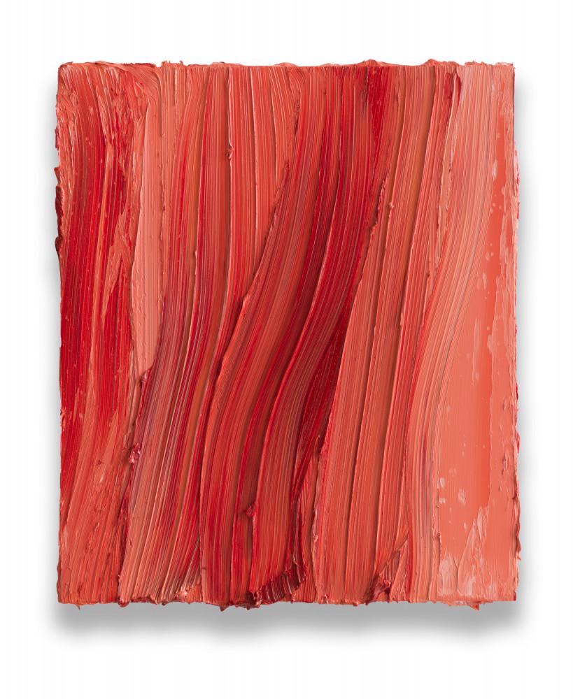 Jason Martin, 'Untitled (Brilliant pink / Ruby lake)', 2020