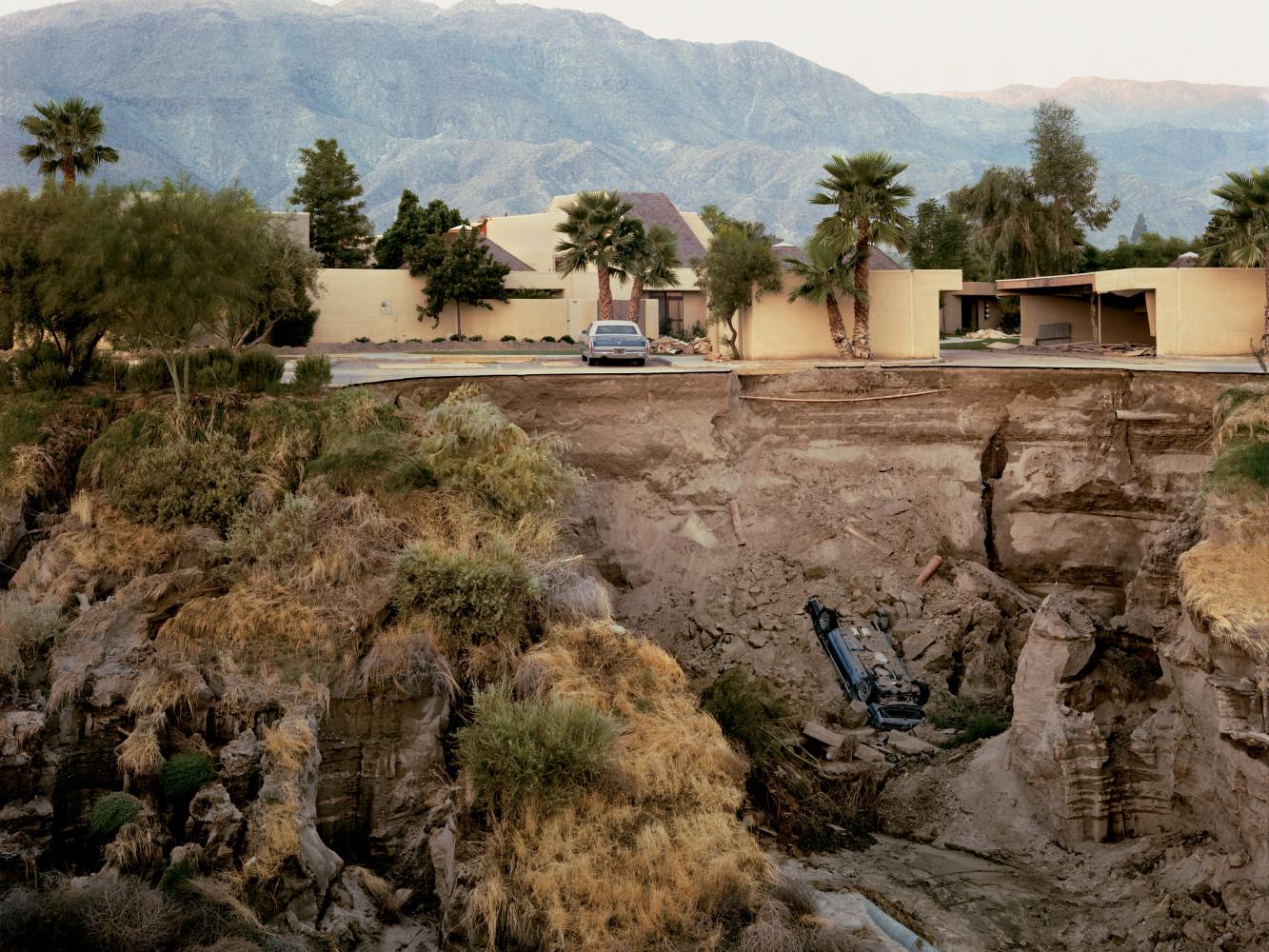Joel Sternfeld, 'After a Flash Flood, Rancho Mirage, California, 1979', 1981