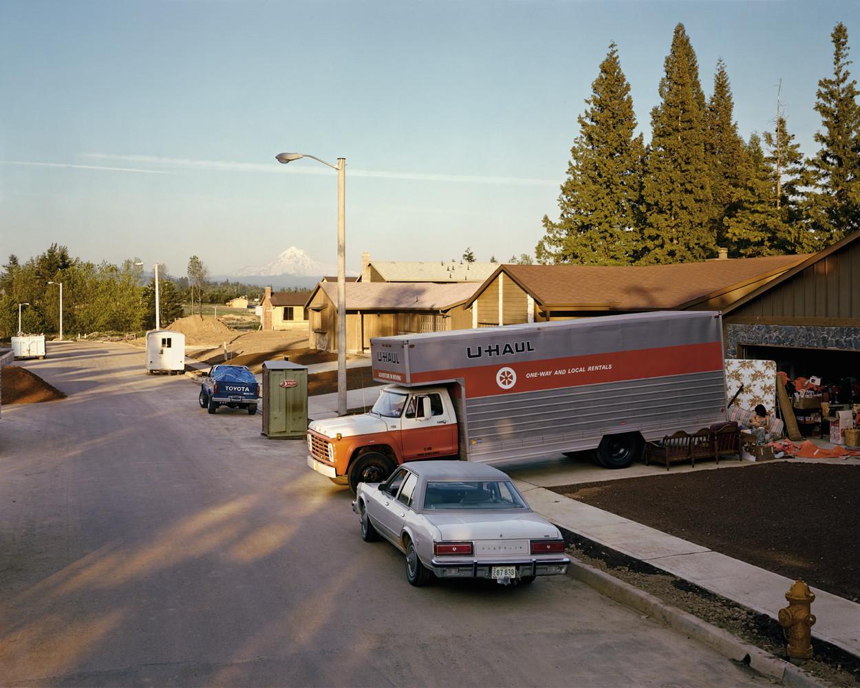Joel Sternfeld, 'Gresham, Oregon, June', 1979