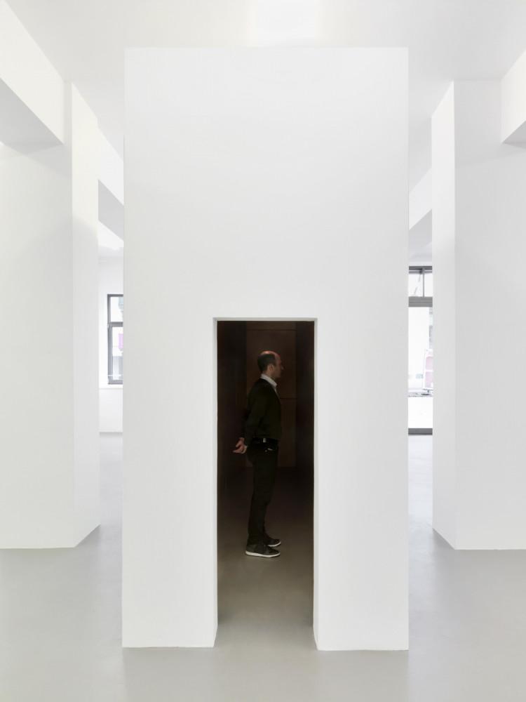 Wolfgang Laib, 'Ailleurs — La chambre des certitudes', 1997