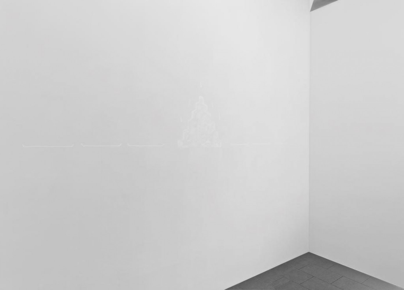 Wolfgang Laib, 'The known and the unknown', 2013