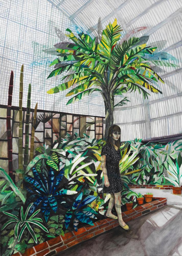 Raffi Kalenderian, 'Tesily (Greenhouse)', 2013