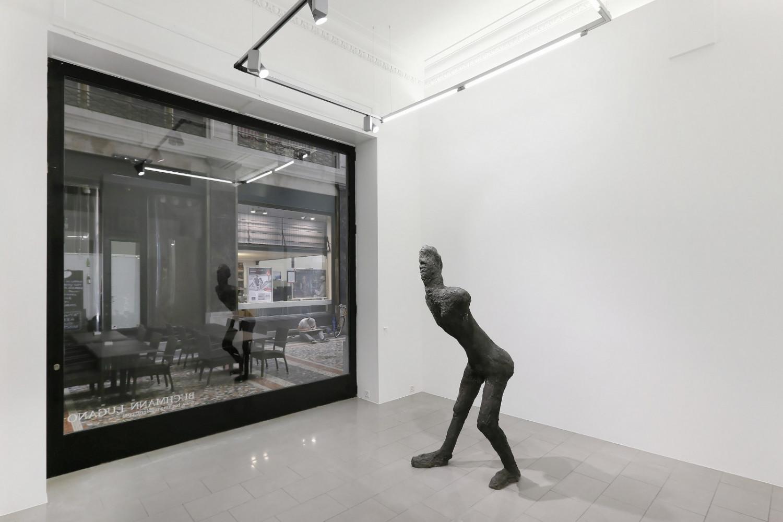 Martin Disler, 'Sculpture from the group Häutung und Tanz 1990-91', 1990–1991