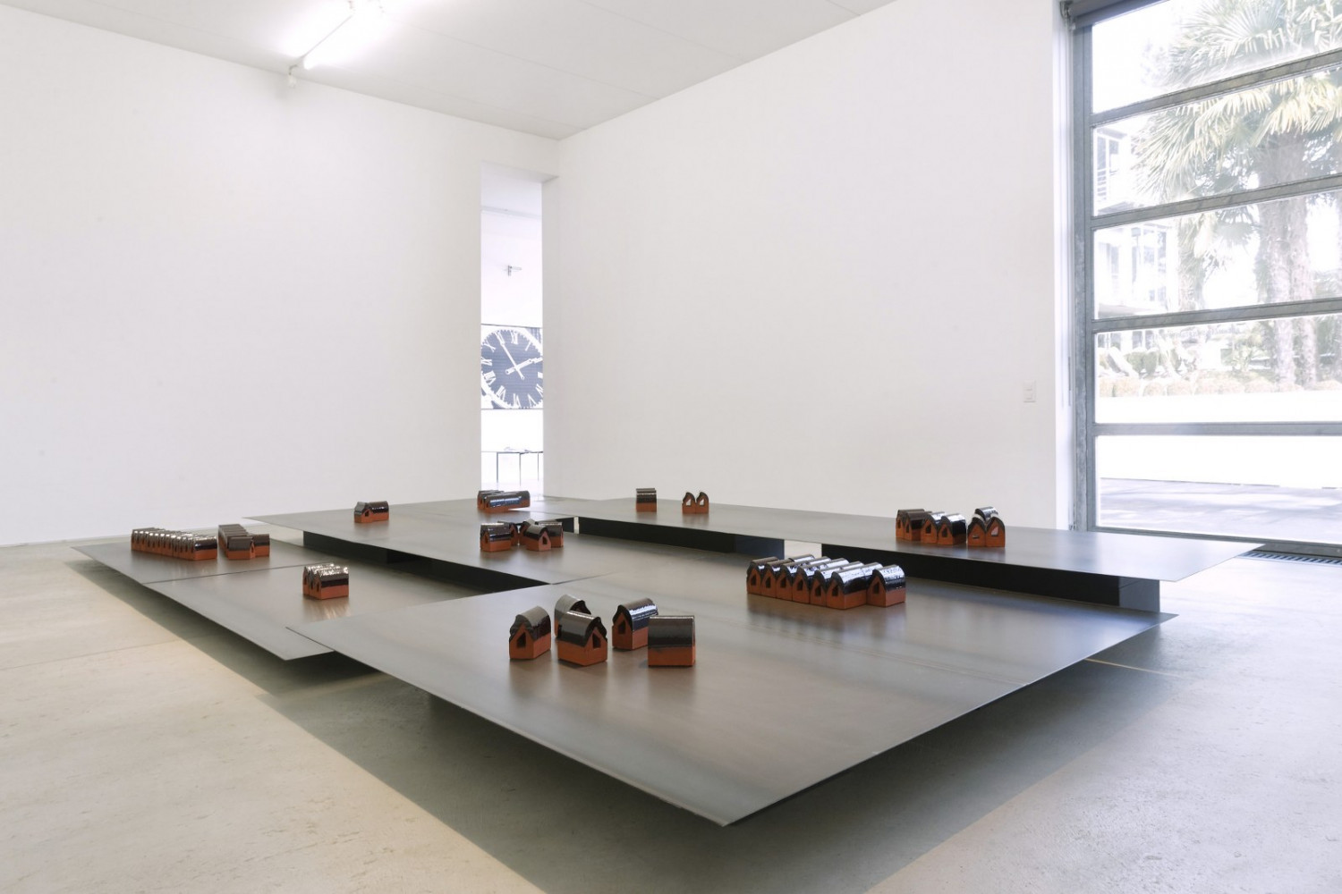 Bettina Pousttchi, 'Plano Piloto', Installation view