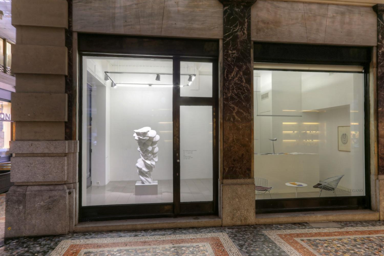 Tony Cragg, 'Sculture', Installation view, Buchmann Lugano, 2015